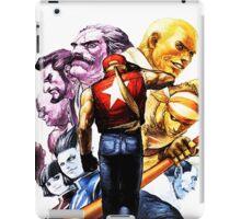 Fatal Fury Boss Rush iPad Case/Skin
