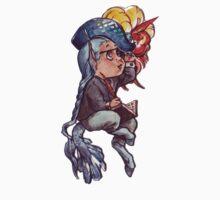 Cowry Catchers - Gwain with Silveo's Hat by alhilton