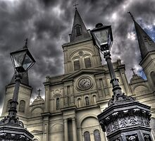 Dark Church by Timothy Lowry