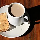 Morning Coffee In The Sunshine by aussiebushstick