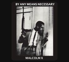 Malcolm X by mob345