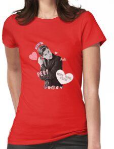 Doodling Tveit Womens Fitted T-Shirt