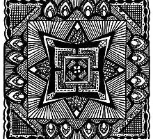 Aztec by Noelle Menigoz