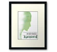 Willow Rosenberg Framed Print