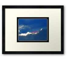 ©HCS iridiscencia / Iridescent Framed Print