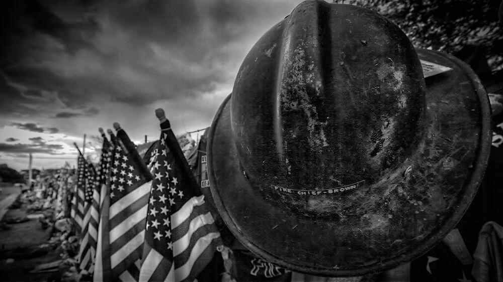 Hotshot Memorial 1 by Bob Larson