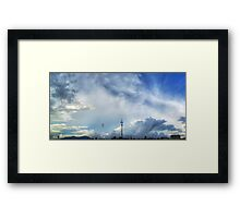 ©HCS Prelude Clouds Framed Print