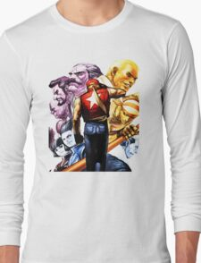 Fatal Fury Boss Rush Long Sleeve T-Shirt