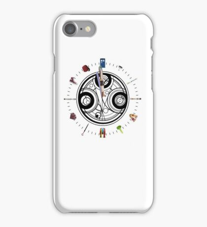 The 11th Hour iPhone Case/Skin