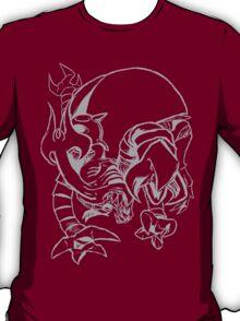 Wild Megakabuterimon T-Shirt