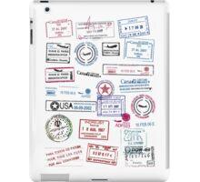 World travel iPad Case/Skin