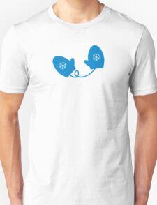 Blue Mittens T-Shirt
