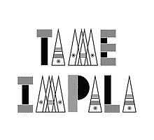 Tame Impala - Black by bbiles