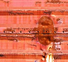 Box Car Grunge VI by Lisa G. Putman