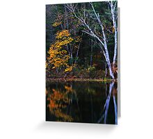 Moore Reflections Greeting Card