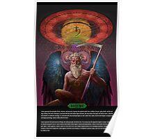 Saturn (w/description) Poster