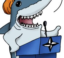 SHARK-NATO Sticker