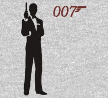 James Bond by anupa445