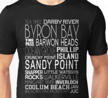 Aussie Beaches Unisex T-Shirt