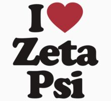 I Love Zeta Psi by iheart