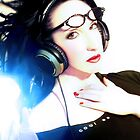 Cool as . . .  Self Portrait by Jaeda DeWalt