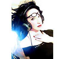 Cool as . . .  Self Portrait Photographic Print