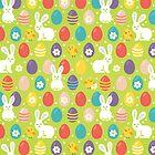 Rabbits & Chickens by veverka