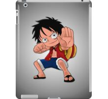 The Rubber Chibi iPad Case/Skin