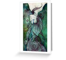 Ghost of the Sargasso Greeting Card