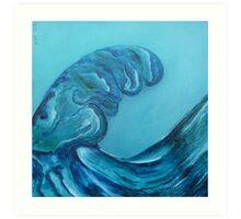 Element - Water Art Print