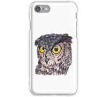 Owl iPhone Case/Skin