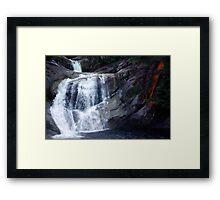 Top End of Josephine Falls, FNQ, AU Framed Print