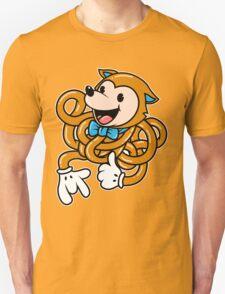 Orange Noodle Fox T-Shirt