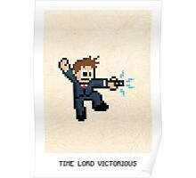 Time Lord Victorious Poster