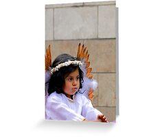 Cuenca Kids 296 Greeting Card