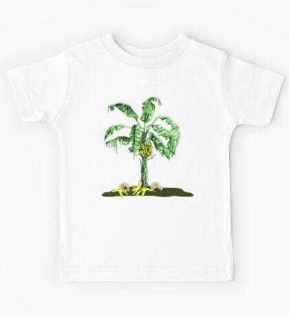 Wacky, funny bananas T shirt Kids Tee