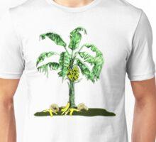 Wacky, funny bananas T shirt Unisex T-Shirt