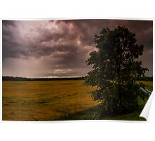 Storm sky 1 Poster