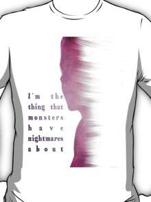 Buffy Summers - The Vampire Slayer T-Shirt