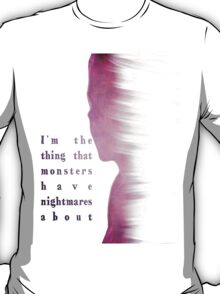 Buffy Summers - The Vampire Slayer T-Shirt