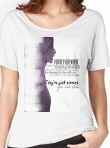 The First Evil Women's Relaxed Fit T-Shirt