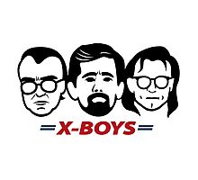 The X-Boys Photographic Print