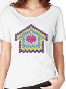 Kandi Kollektion - Love House Women's Relaxed Fit T-Shirt