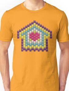 Kandi Kollektion - Love House Unisex T-Shirt