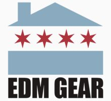 EDM Gear Chicago Logo by 1111