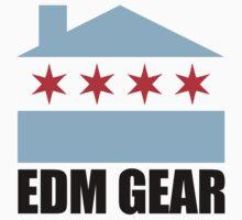 EDM Gear Chicago Logo by 1111