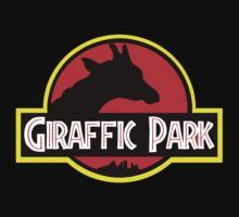 Giraffic Park by Joe Hickson