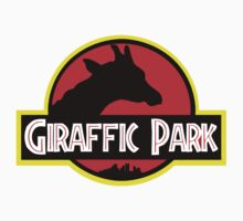 Giraffic Park by Joe Hickson