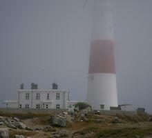 shrouded in sea fog by brucemlong