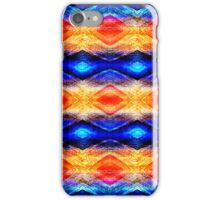 Colorful Textured Abstract iPhone Case/Skin
